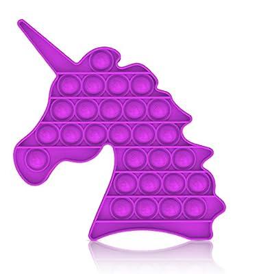 VCOSTORE Empuje Bubble Pop Sensory Fidget Toys Extrusion Bubble Fidget Juguetes sensoriales Estrés Anti-Ansiedad Alivio para niños Adultos de VCOSTORE