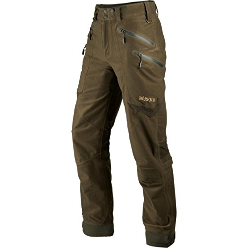 Buy Bargain Harkila Norse Trousers Hunting Green/Shadow Brown C56 Green