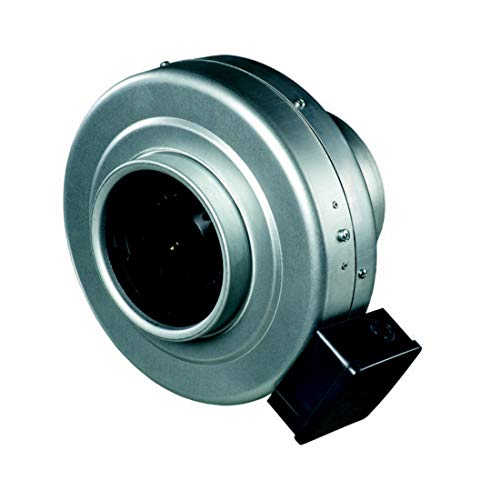 Lüfter Radial Rohr Ventilator SIKU VKMz 160 230V/50 Hz, 455 m³/h
