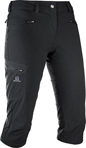 Salomon Damen Softshellhose schwarz 38