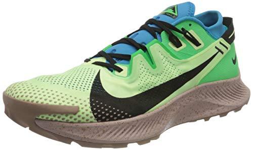 Nike Pegasus Trail 2, Zapatillas para Correr Hombre, Barely Volt...