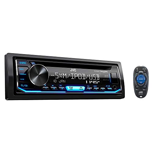 JVC KD-R690S CD Receiver - Front USB/AUX Input / Pandora / SiriusXM Ready / Variable Illumination