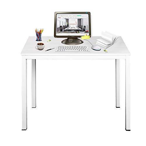 Need Escritorios 80x60cm Mesa de Ordenador Escritorio de Oficina Mesa de Estudio Puesto de Trabajo Mesa de Despacho, AC3DW-8060-UK