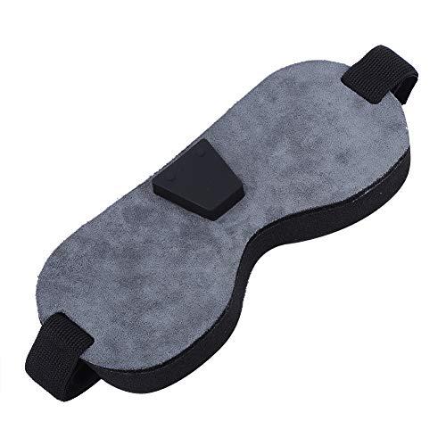 Máscara de terapia del sueño-Cubierta de sombra eléctrica 3D Descanso Parche para...