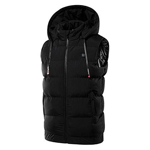 Chaleco Calefactor eléctrico Slim Fit en Winter Warm,Electric Heated Vest For Man/Woman,...