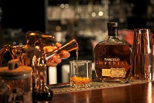 Barcelo Ron Imperial Dominicano Rum (1 x 0.7 l) in Geschenkverpackung - 9