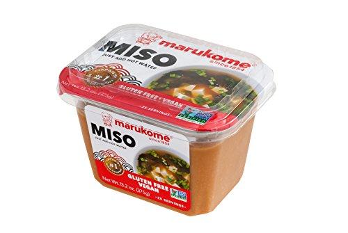Marukome Miso Gluten Free Vegan, 13.2 Ounce
