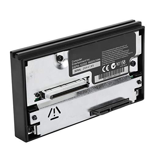 Anti-Damage Wireless 151g/5.3oz Peso leggero di lunga durata Compact Metal Adapter Socket Adattatore di rete SSPH-10350 Modello per console di gioco PS2