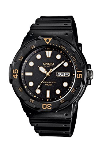Casio Collection MRW-200H-1EVEF - Orologio da uomo