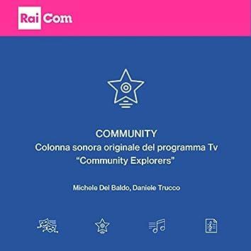 """Community (Colonna sonora originale del programma Tv """"Community Explorers"""")"""