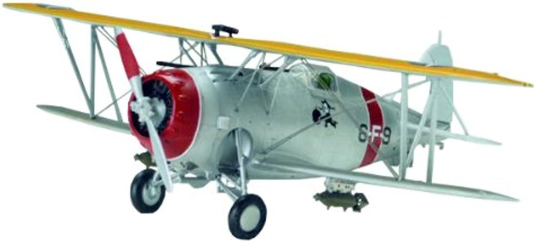 Accurate Miniatures Grumman F3F1 Classic U.S. Navy Fighter Model Kit