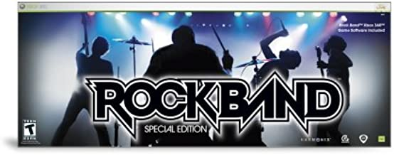Xbox 360 Rock Band Special Edition