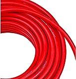 Brennenstuhl H07RN-F 3G1,5 - Cable (25 m, Male connector/Female connector, Rojo)