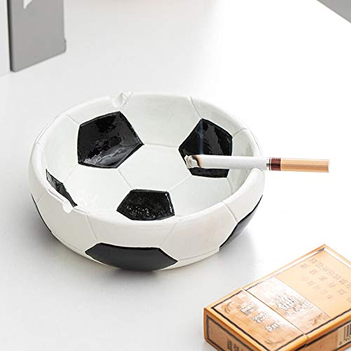 Basketball Ashtray Wind Creative Individualized Popular Home Office Large European Football Ashtray Gifts A