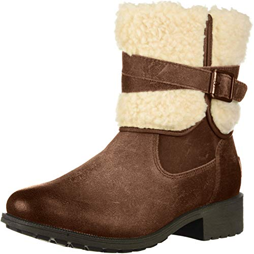 UGG Women's W Blayre Boot III Fashion, Chipmunk, 7 M US