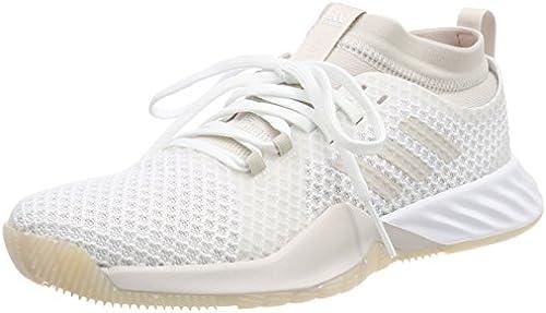 adidas Damen EU 3.5 Schwarz Fitnessschuhe, 3.0 Pro