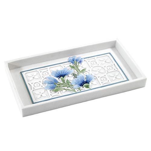 Avanti Linens Garden View Collection, Multi, Vanity Tray