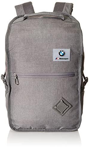 BMW M Motorsports Puma Backpack - Gray
