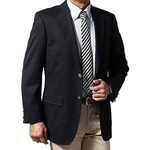 Stanley blacker スタンリーブラッカー ジャケット 紺ブレザー メンズ 216368 BB体(ゆったり) 7号(175-180)