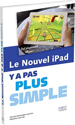 iPad (Nouvel iPad) Y a pas plus simple