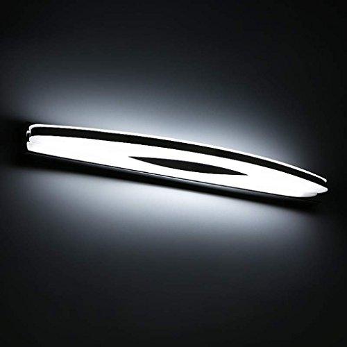 Soarl Badkamerspiegellamp, led-spiegel-voorlamp, waterdicht en anti-condens, voor in de badkamer, creatieve wandlampen, spiegel-kastverlichting, energieklasse A ++]