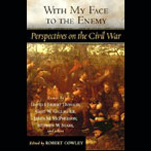 With My Face to the Enemy audiobook cover art