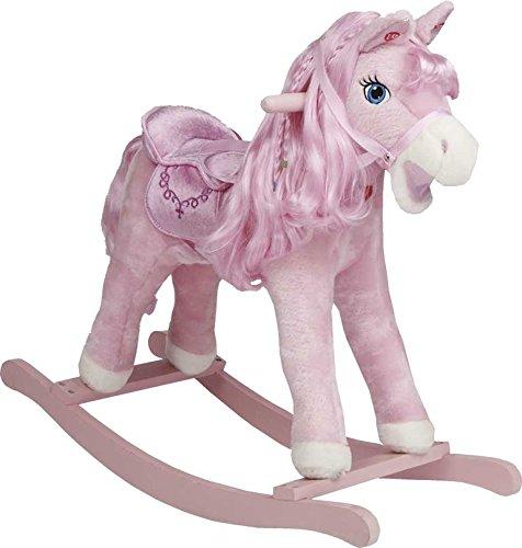 Tachan - Unicornio, rosa balancín (Tachan 7271014)