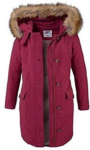 Parka Jacke Damen von AJC - Bordeaux Gr. 36