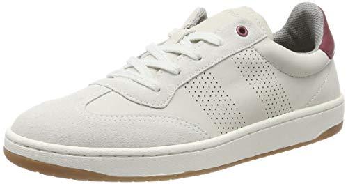 Marc O'Polo Herren 90825463501138 Sneaker, Weiß (White 100), 41 EU