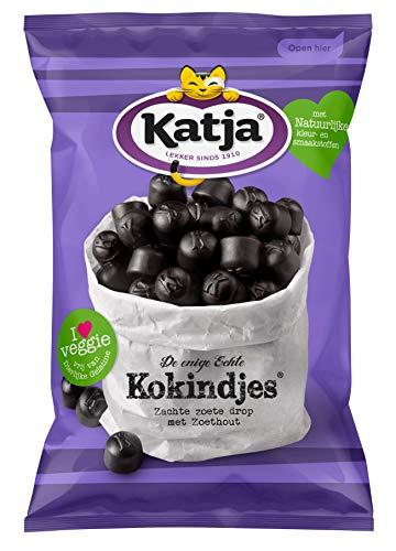 Katja Kokindjes 350g Weiche und Süße Lakritz aus Holland