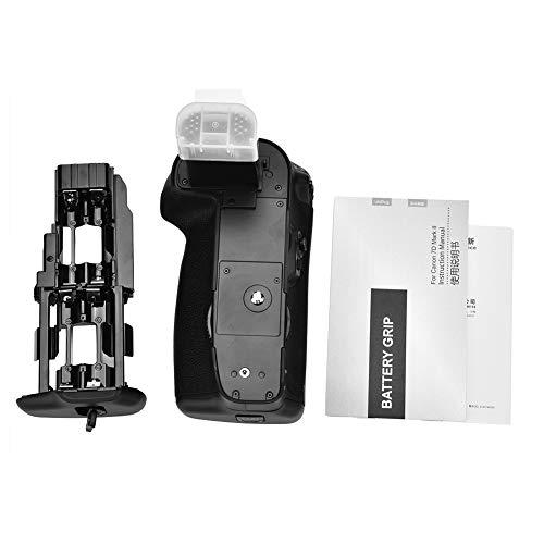 Bigking Empuñadura de batería de cámara, Accesorio de fotografía con Soporte de...