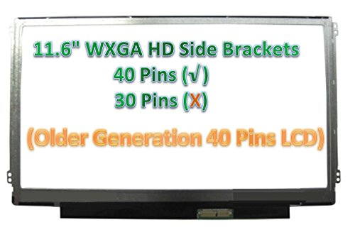 HP Pavilion DM1Laptop Bildschirm 29,5cm LED brslim WXGA 1366x 768