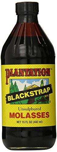 Plantation Molasses, Blackstrap (15 oz)