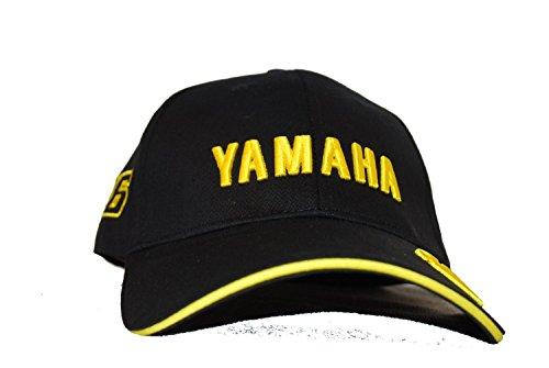 YAMAHA ヤマハ Vロッシ キャップ 帽子 MotoGP モトGP レーシングキャップ もてぎ MOTEGI【オリジナルカッティングシート付き】