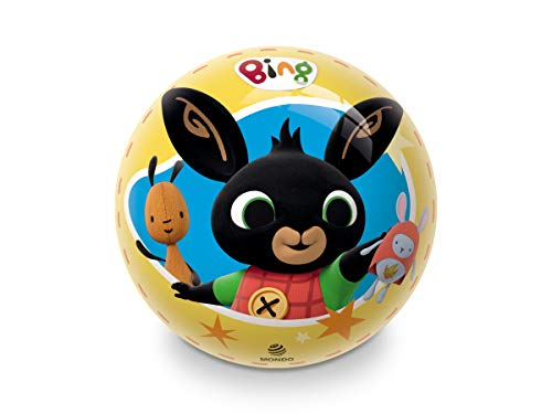 Mondo Toys BIO BALL - Pallone BING BIO - per bambina/bambino - multicolore - BioBall - 26035, size 5
