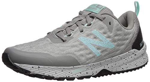 New Balance Women's Nitrel V3 Running Shoe, Summer Fog/Marblehead, 9.5 M US