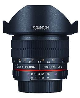 Rokinon FE8M-P 8mm F3.5 Fisheye Fixed Lens for Pentax (Black) (B002LTWIB2) | Amazon price tracker / tracking, Amazon price history charts, Amazon price watches, Amazon price drop alerts