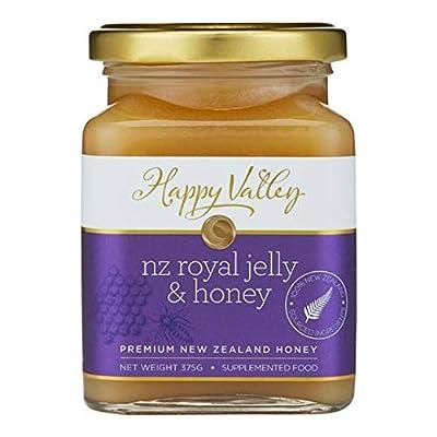 Happy Valley NZ Royal Jelly & Honey 375g