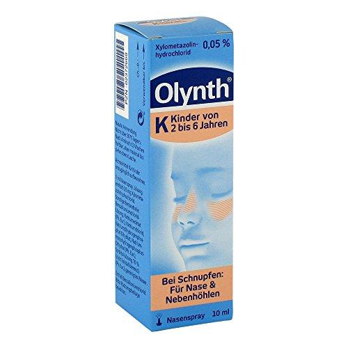 Olynth K Nasenspray bei Schnupfen, 10 ml Lösung