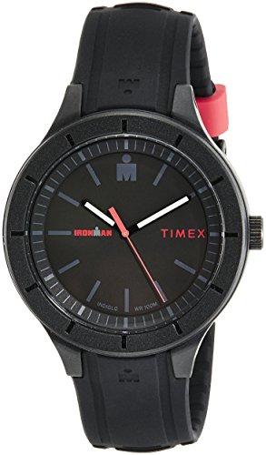 Timex Ironman Analog Black Dial Unisex Watch-TW5M16800