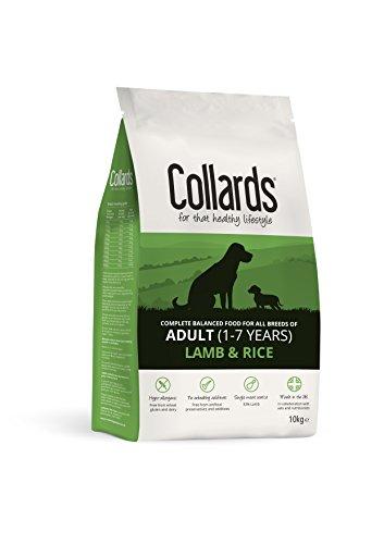 Collards Adulte Agneau et Riz, 10 kg