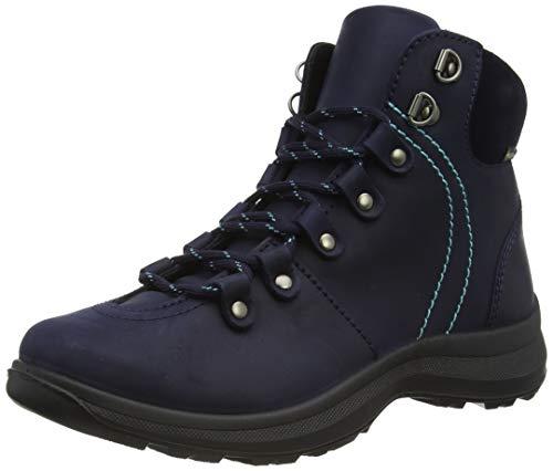 Hotter Peak GTX, Stivali da Escursionismo Donna, Marina Militare, 43 EU