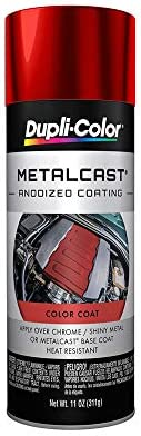 Dupli-Color MC206 Smoke Metal Cast Anodized Color - 11 oz.