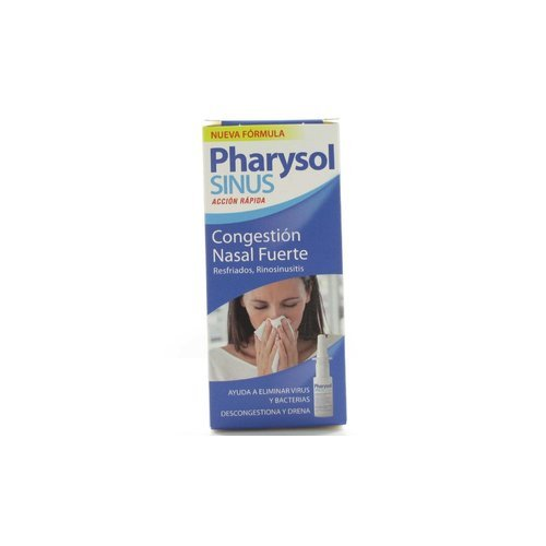 Pharysol Sinus Acción Rápida 15 Ml de Reva Health
