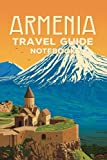 Armenia Travel Guide Notebook: Notebook|Journal| Diary/ Lined - Size 6x9 Inches 100 Pages