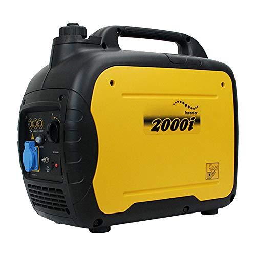TGHY 2000 Watt 3000 Watt Wechselrichter Benzin Stromerzeuger 220V Benzinbetrieben Klein mit Super Leise Betrieb für zu Hause Wohnmobile oder Notfälle,2000w