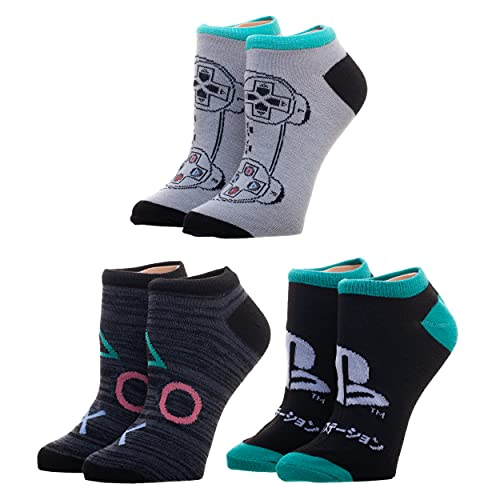 Playstation Socks Video Game App...