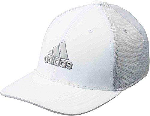 adidas Herren Climacool Tour Cap, White, L/XL