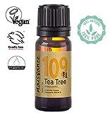 Naissance Aceite Esencial de Árbol de Té n. º 109 – 10ml - 100% Puro, vegano y no OGM