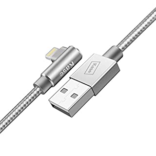 KASE Cable Compatible for Apple iPhone/iPad/iPod (Grey) (B07CJFKBTH) | Amazon price tracker / tracking, Amazon price history charts, Amazon price watches, Amazon price drop alerts